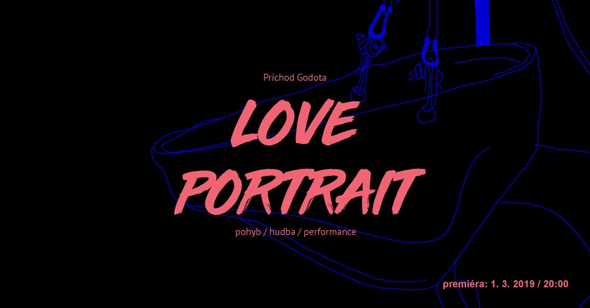 The Arrival of Godot: Love Portrait [premiere]